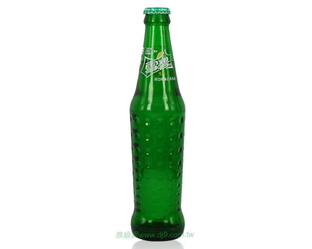 雪碧汽水285ml(玻璃瓶)