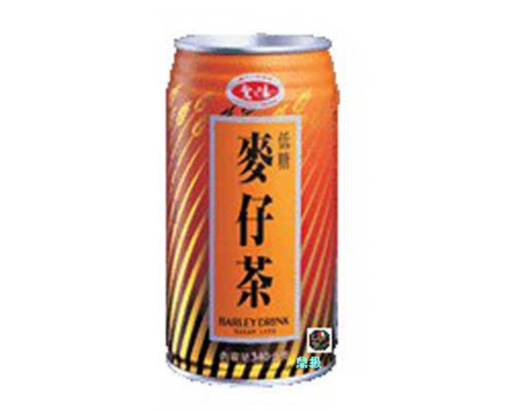 愛之味麥茶(350mlx24罐)