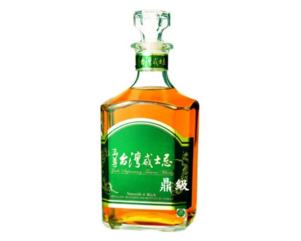 玉尊台灣威士忌