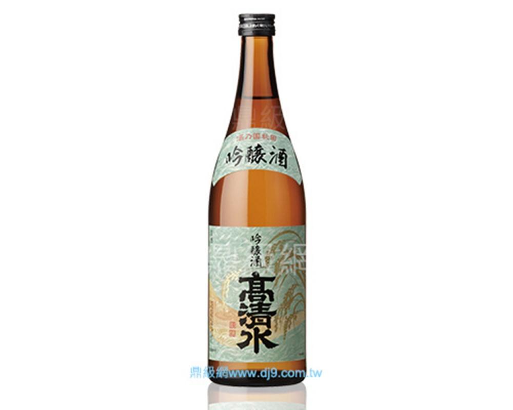 高清水酒乃國吟釀酒