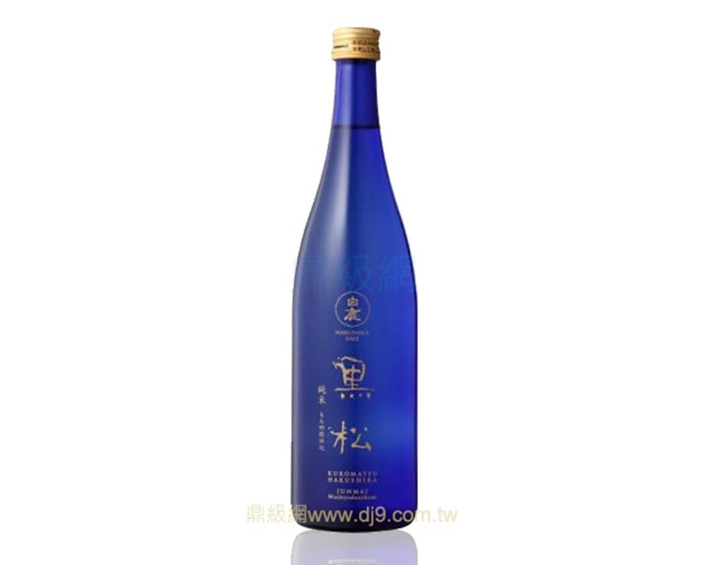 黑松白鹿純米糯米四段仕込清酒