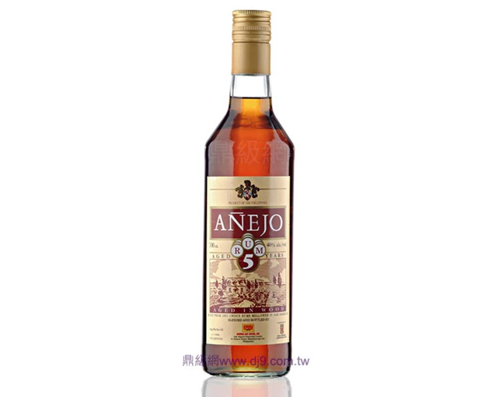安蘭五星級蘭姆酒