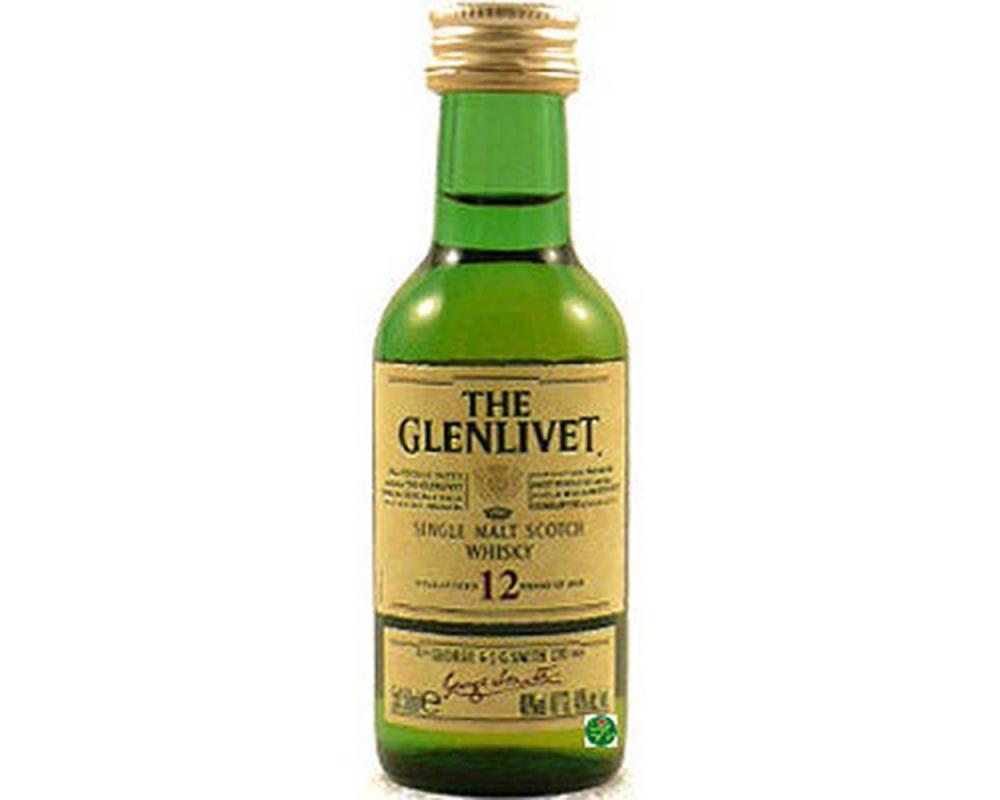 格蘭利威12年迷你酒
