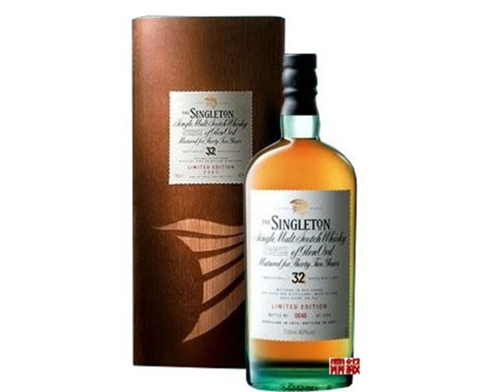 蘇格登32年單一純麥威士忌
