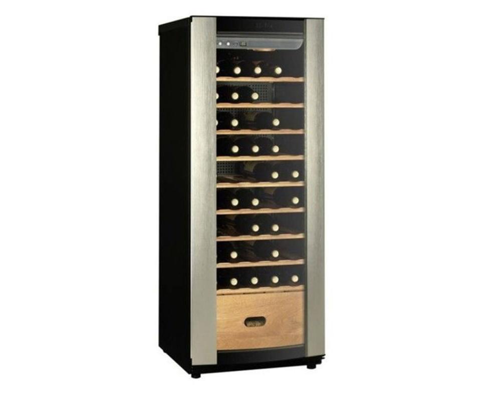 Haier海爾電子式恆溫儲酒冰櫃JC-160GD (紅酒櫃)