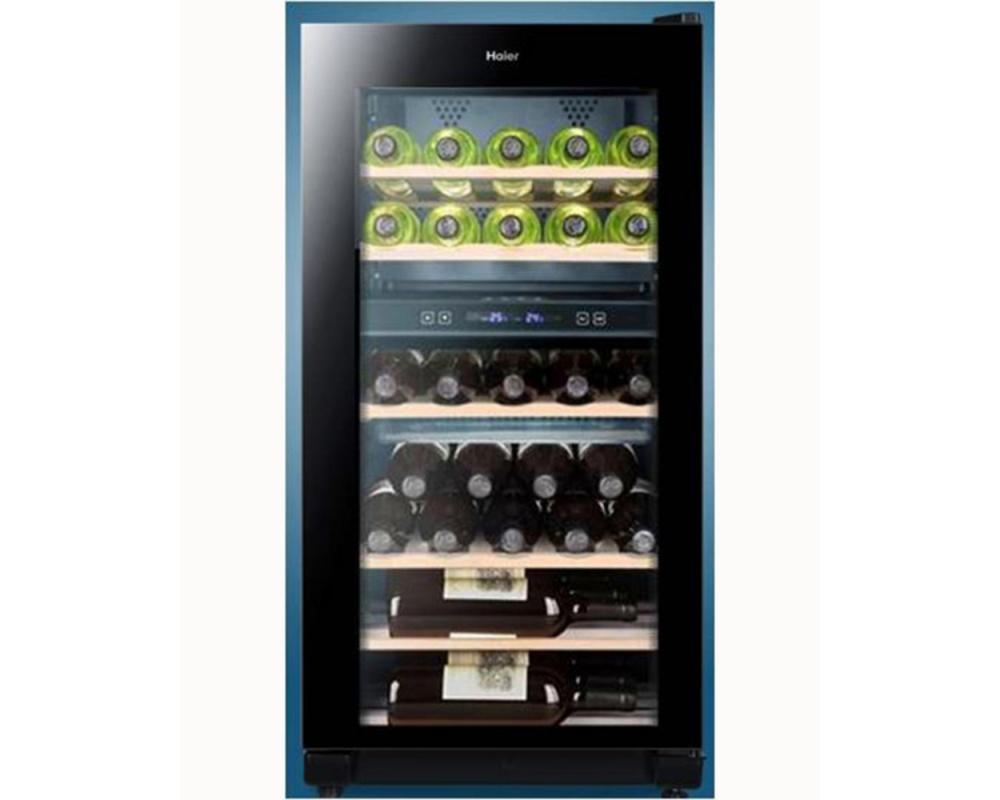 Haier海爾電子式恆溫儲酒冰櫃JC112S(紅酒櫃)