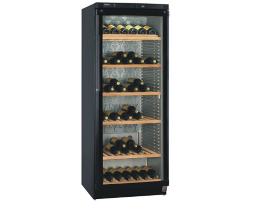 Haier海爾電子式恆溫儲酒冰櫃JC-398GD (紅酒櫃)