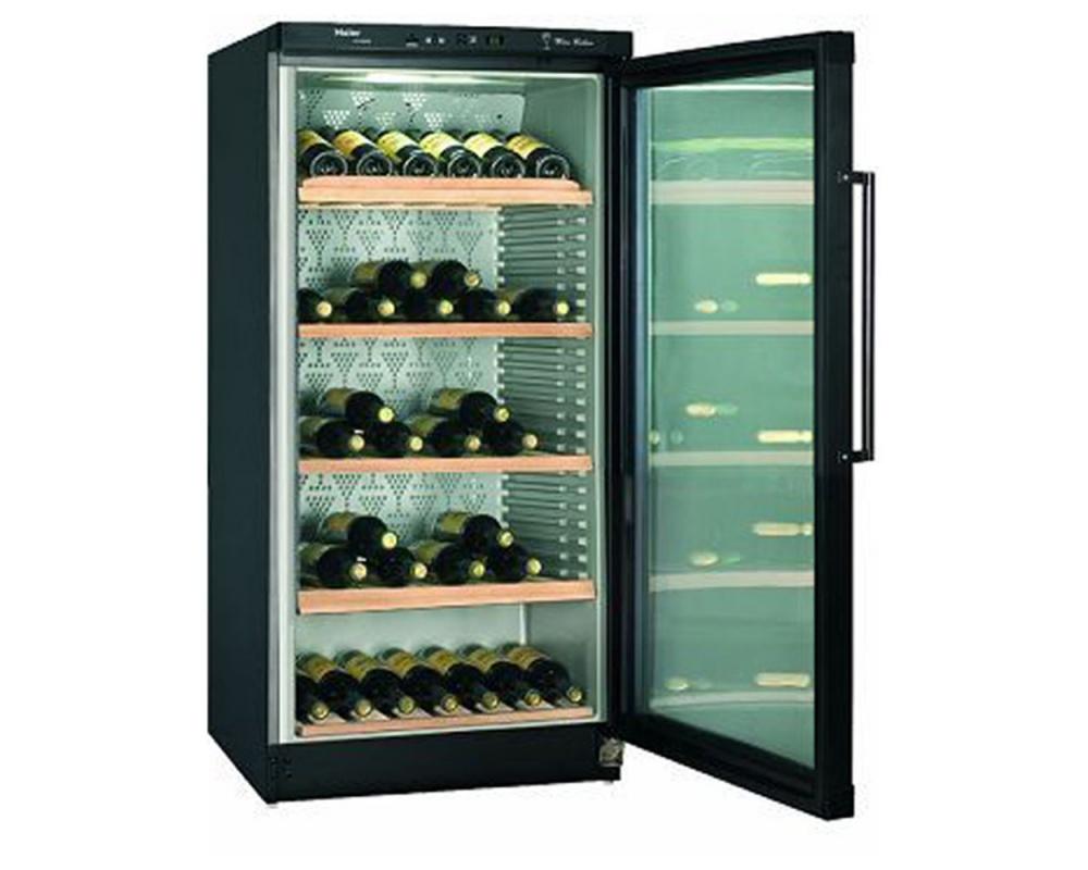 Haier海爾電子式恆溫儲酒冰櫃JC-298GD (紅酒櫃)