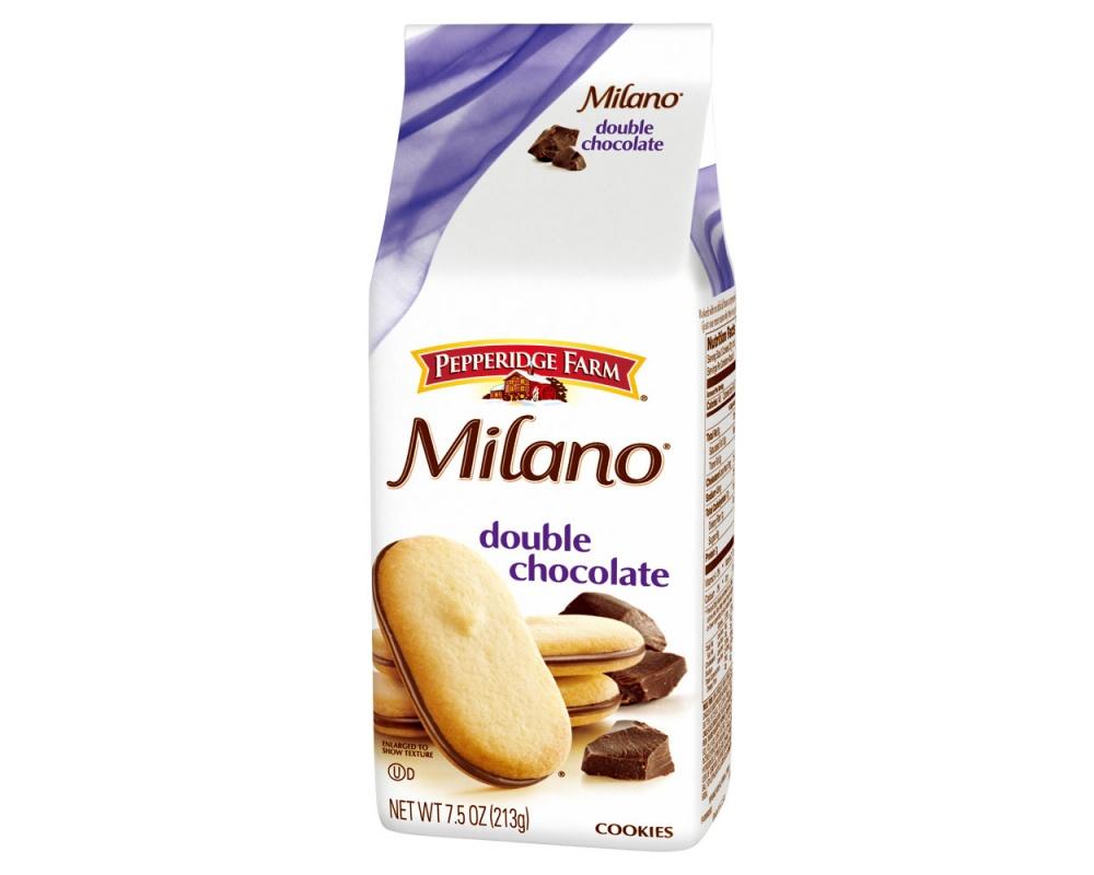 《培珀莉》雙層巧克力米蘭餅乾(213g x 24入)