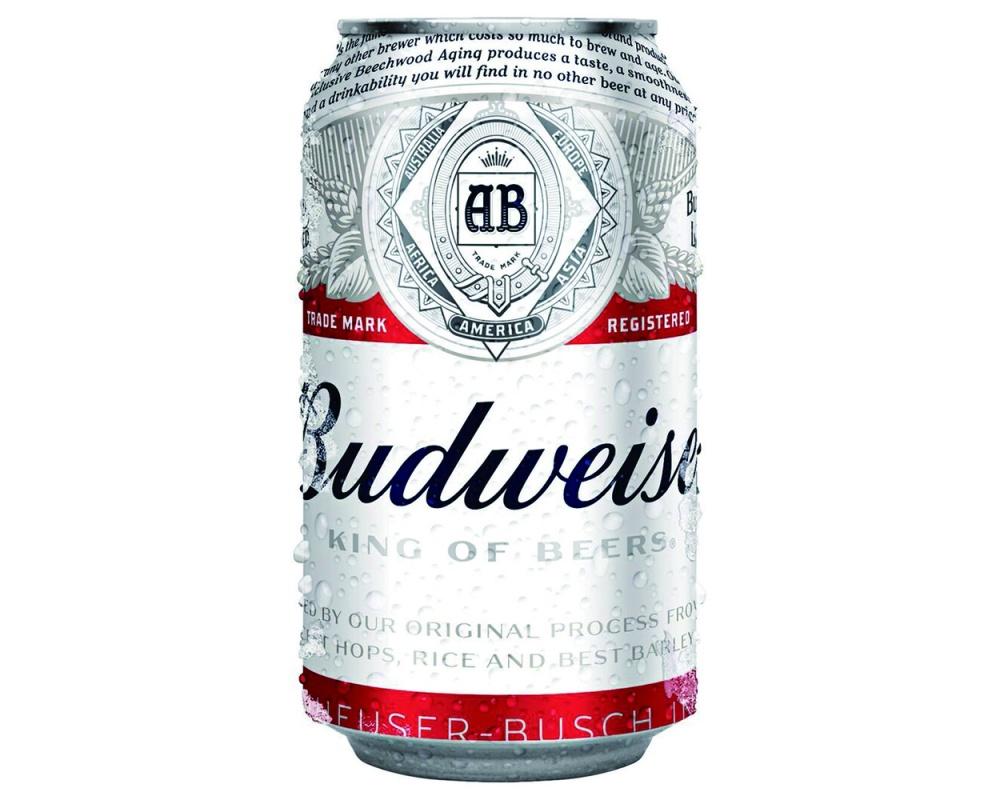 百威啤酒(330mlx24罐)