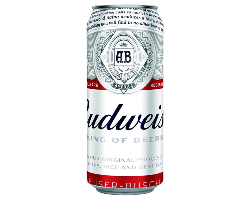 百威啤酒(473mlx24罐)