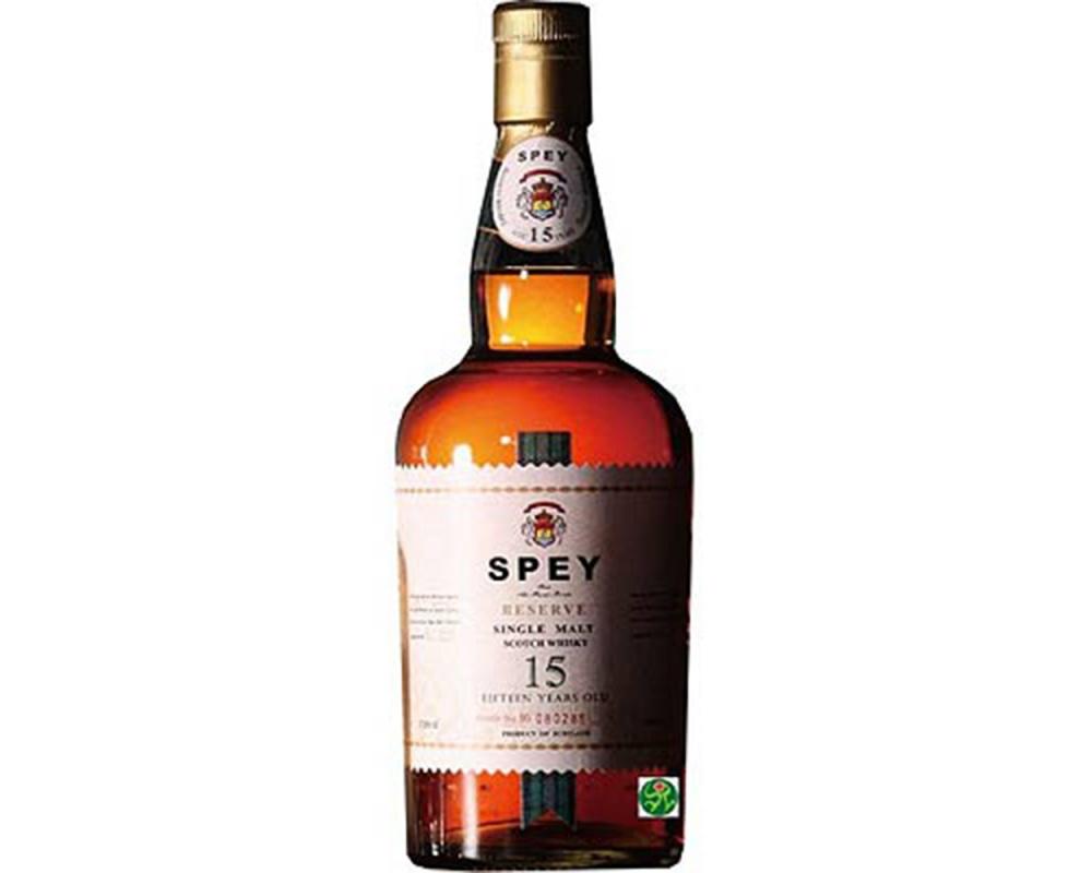 詩貝珍藏15年單一麥芽威士忌