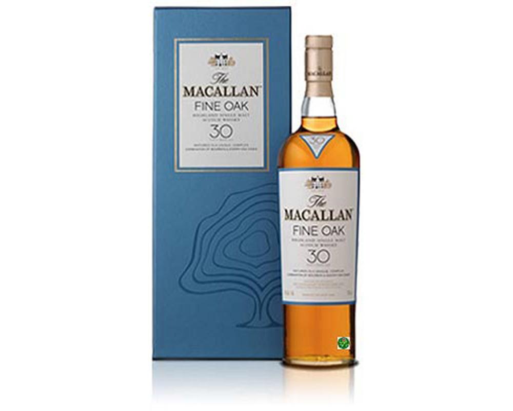麥卡倫Fine Oak 30年單一麥芽威士忌