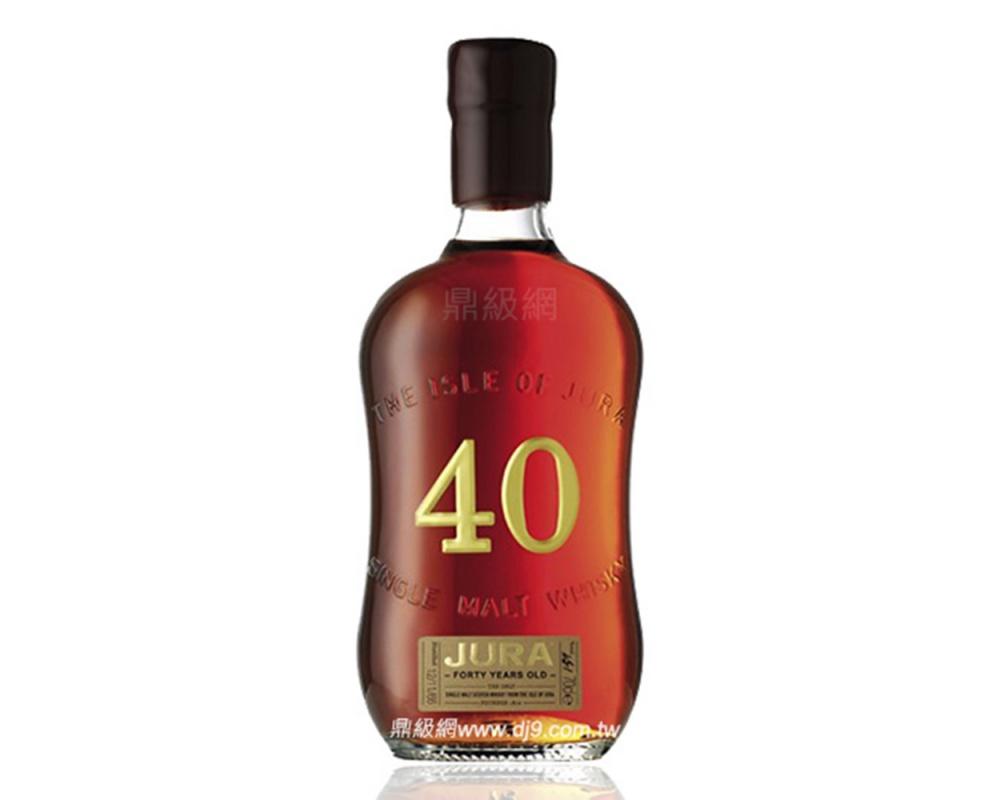 吉拉JURA 40年單一麥芽威士忌