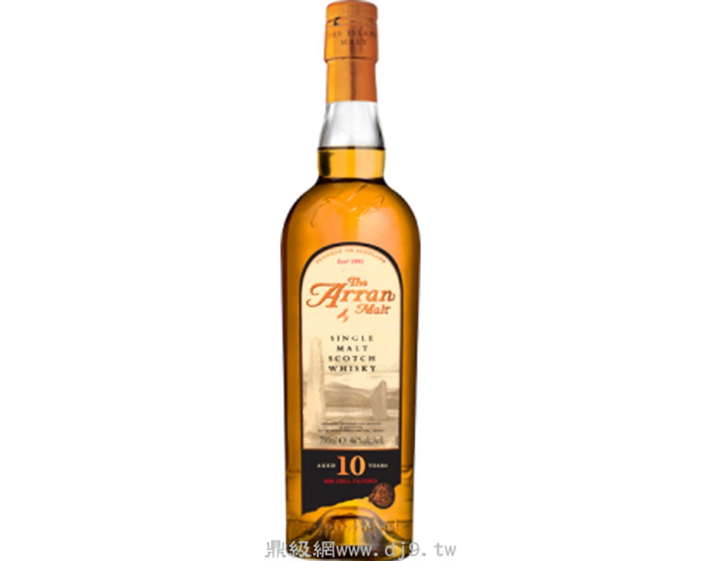 愛倫10年單一麥芽威士忌