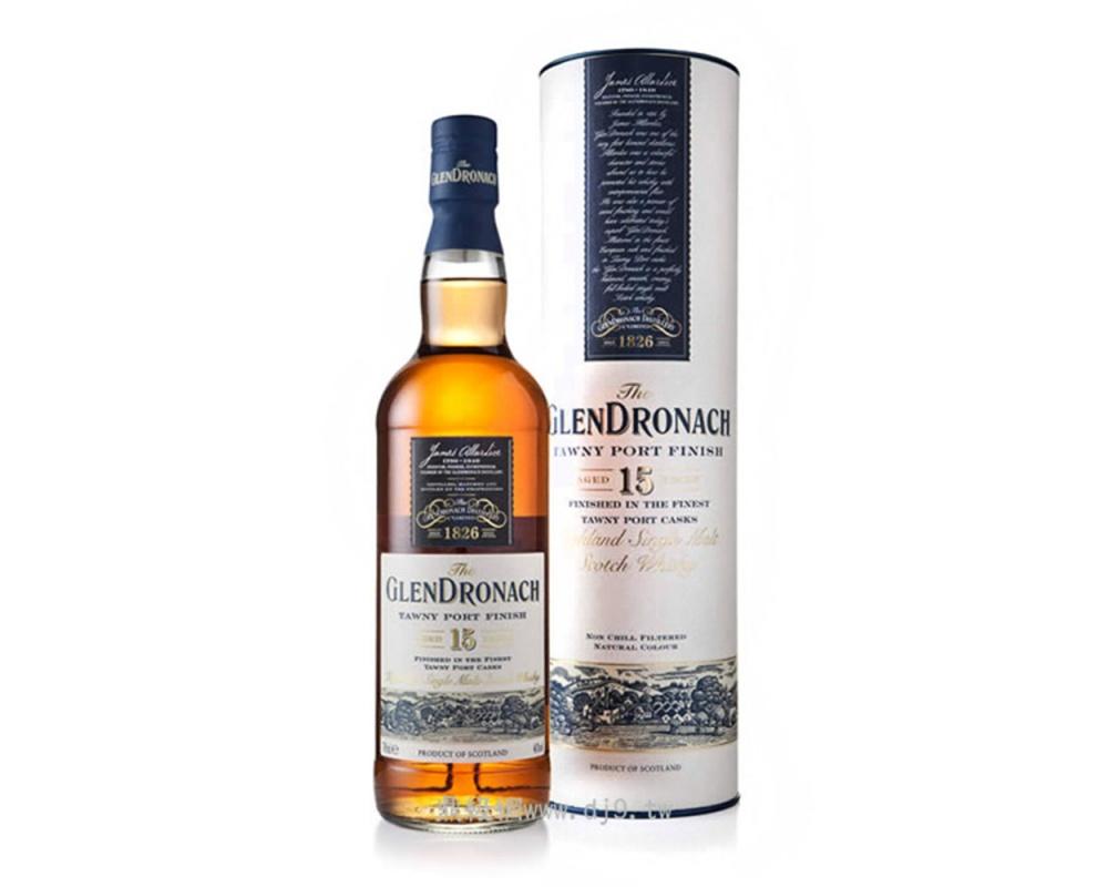 格蘭多納15年Tawny Port單一麥芽威士忌