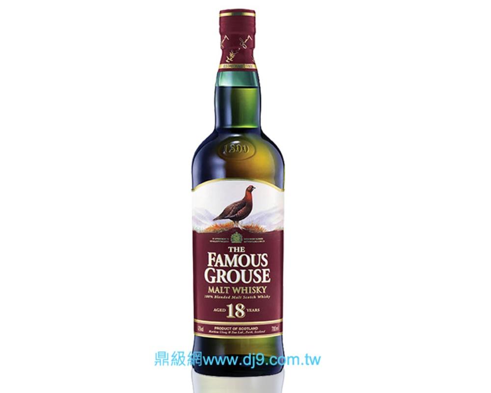 威雀18年威士忌