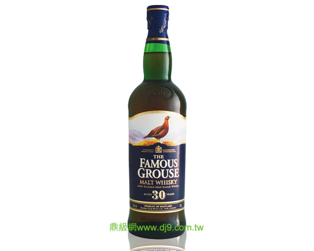 威雀30年威士忌