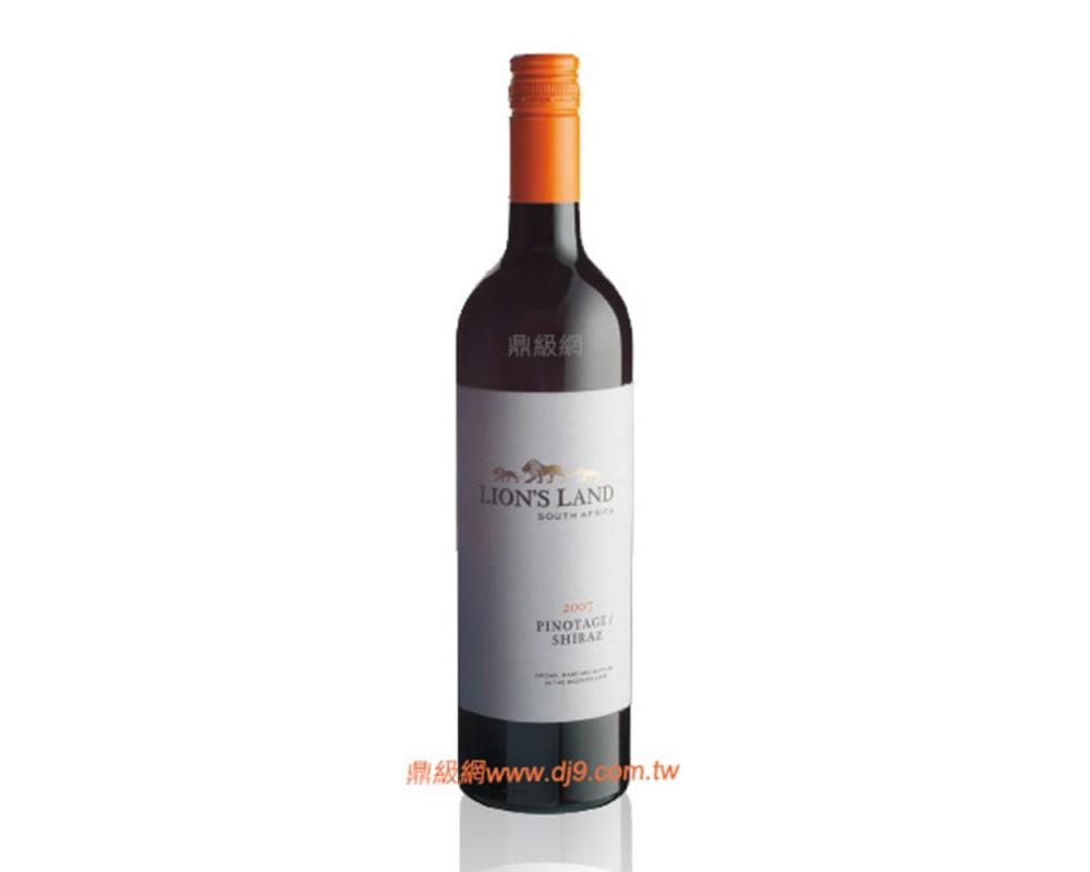 金獅皮諾塔奇喜若紅酒2007