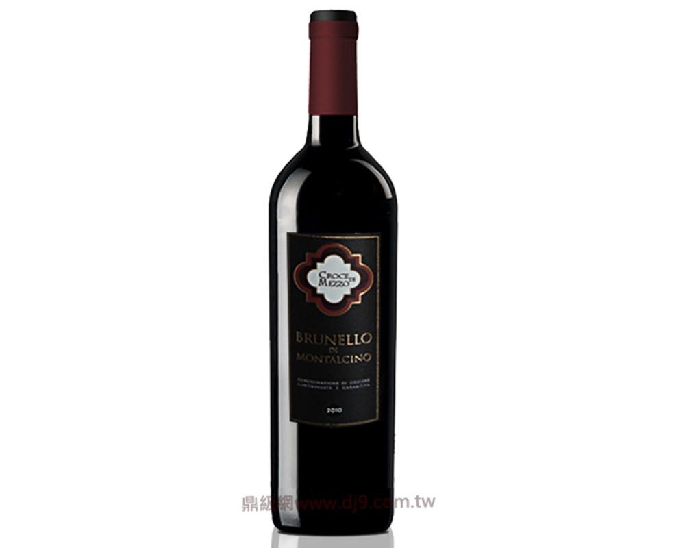克羅西迪梅容 布魯藍洛紅酒