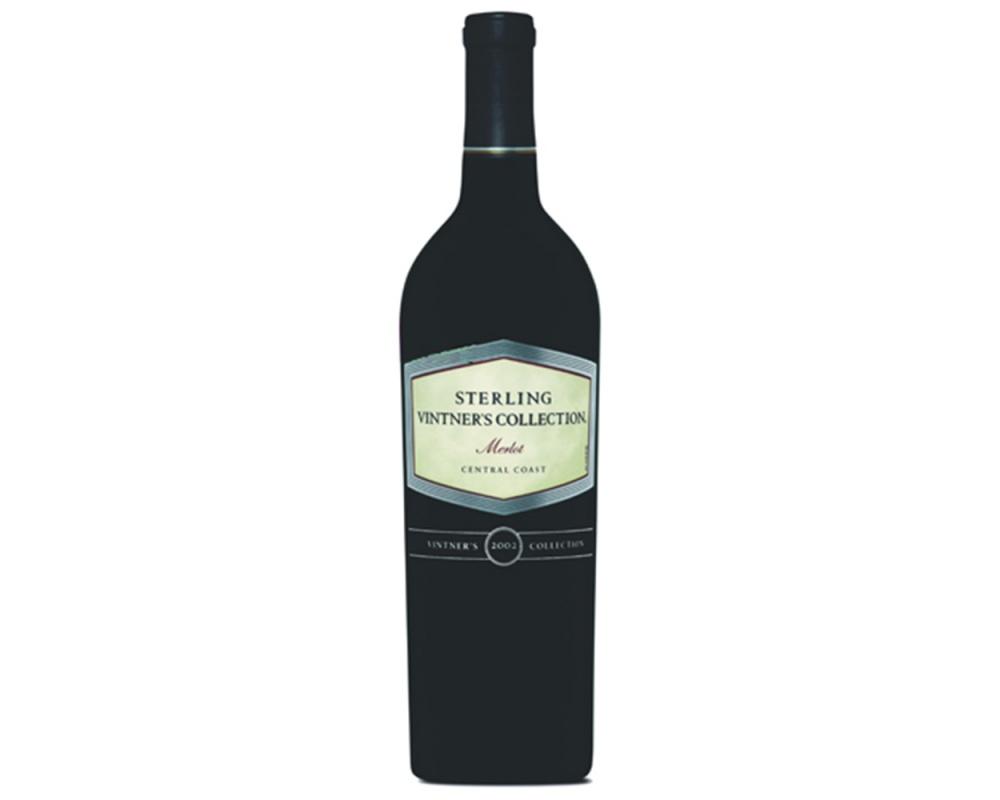史特林銀色山谷VC精選梅洛紅酒
