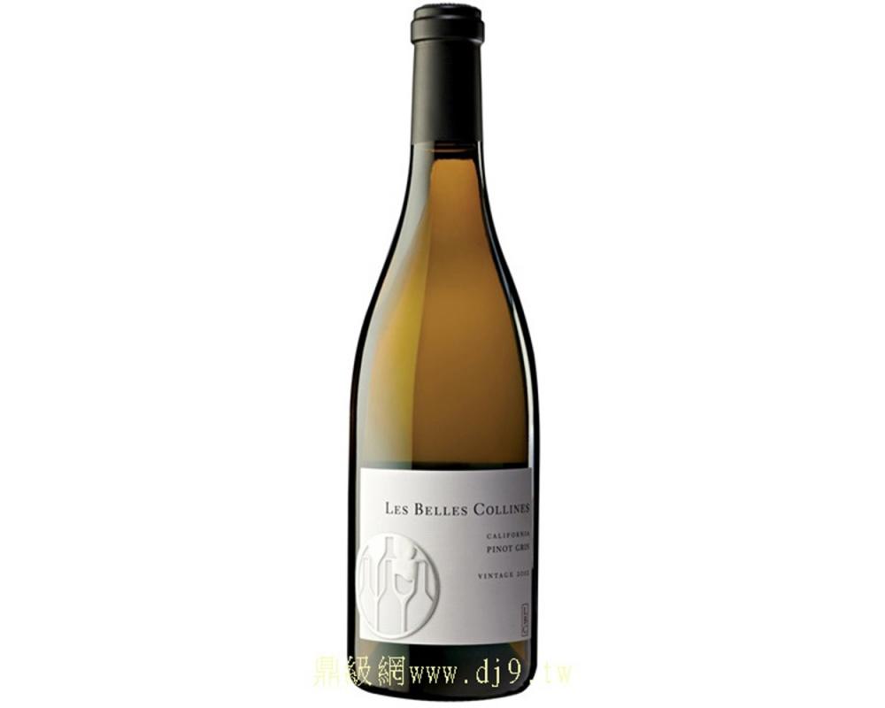 美麗山丘 灰皮諾白酒2012