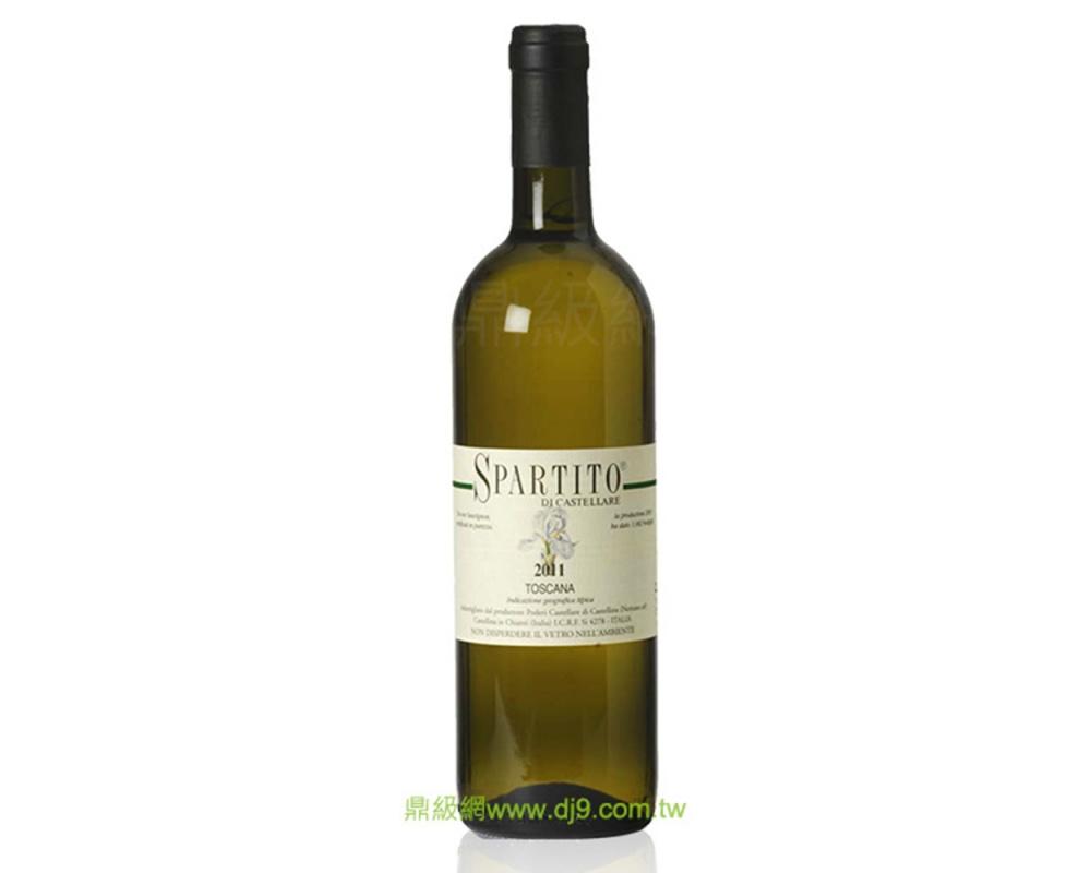 義大利斯巴帝白蘇維翁白酒