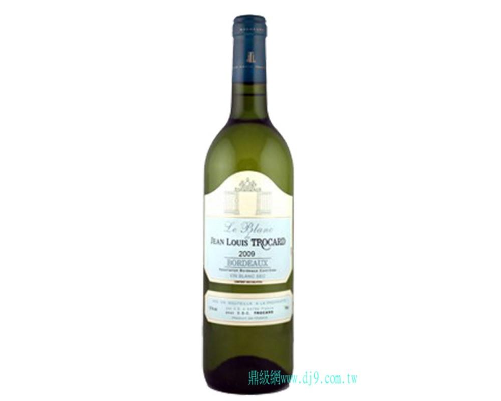 托卡酒莊波爾多醇釀白酒2009