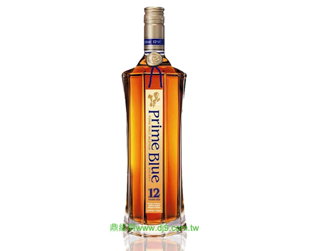 紳藍12年純麥威士忌