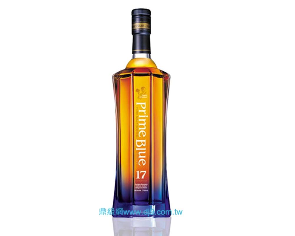 紳藍17年純麥威士忌