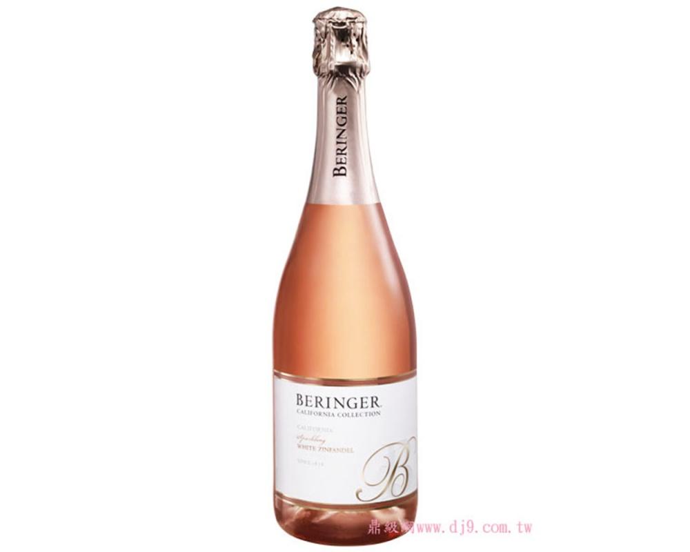 貝林格 加州金粉黛粉紅氣泡酒