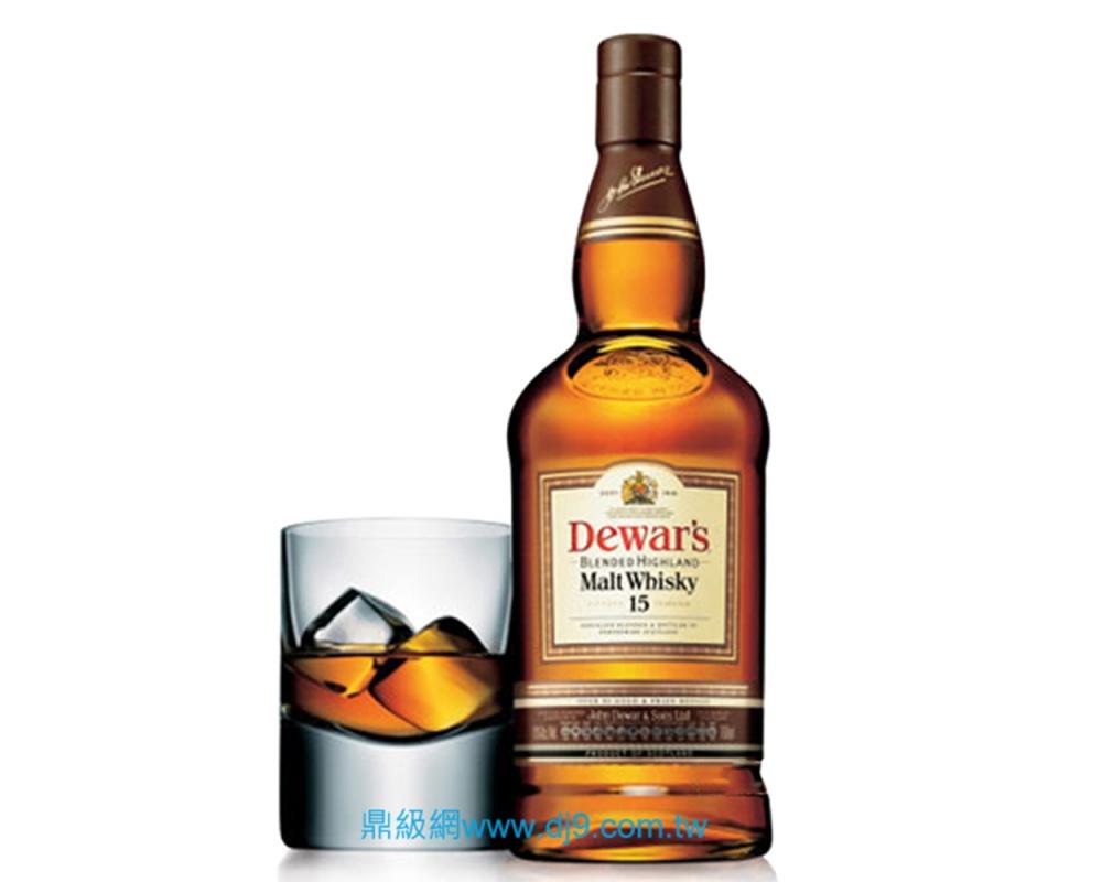 帝王15年調和威士忌(舊版)
