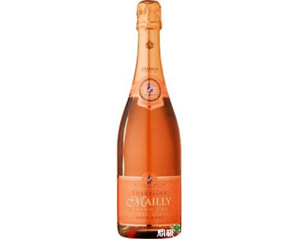 瑪逸粉紅特級香檳