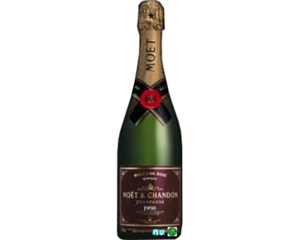 酩悅粉紅香檳2003