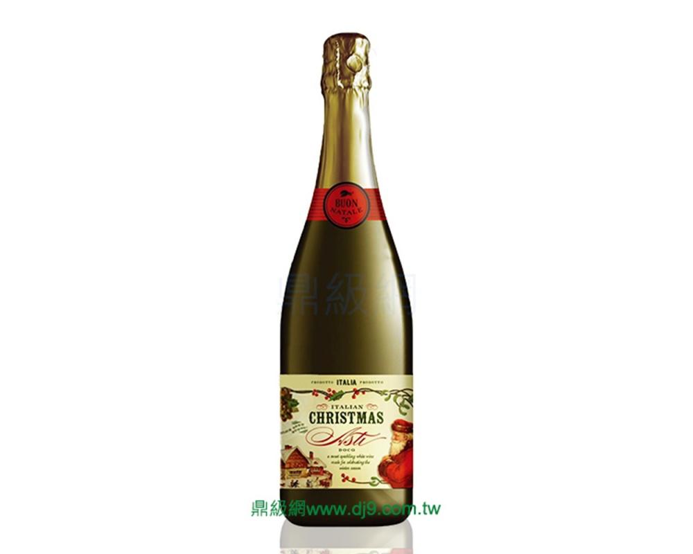 義大利甜蜜聖誕氣泡酒