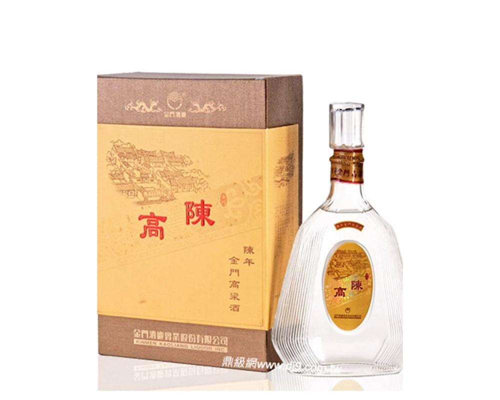 金門陳年高粱酒600ml
