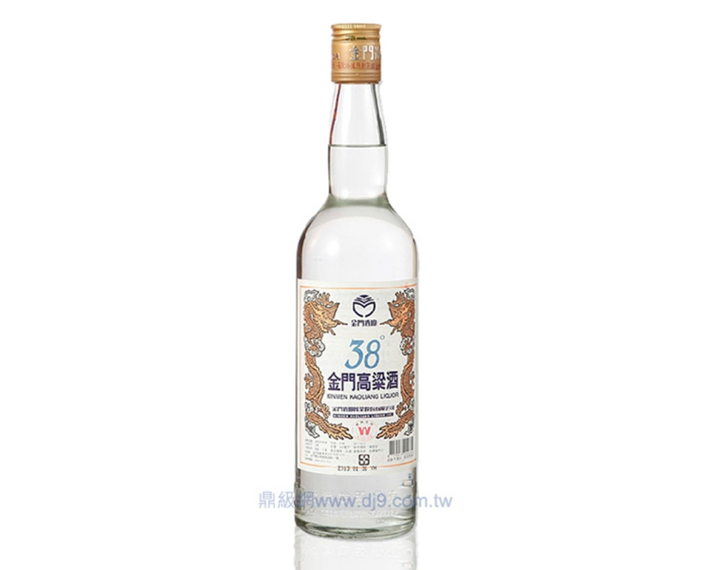 金門38度高粱酒600ml