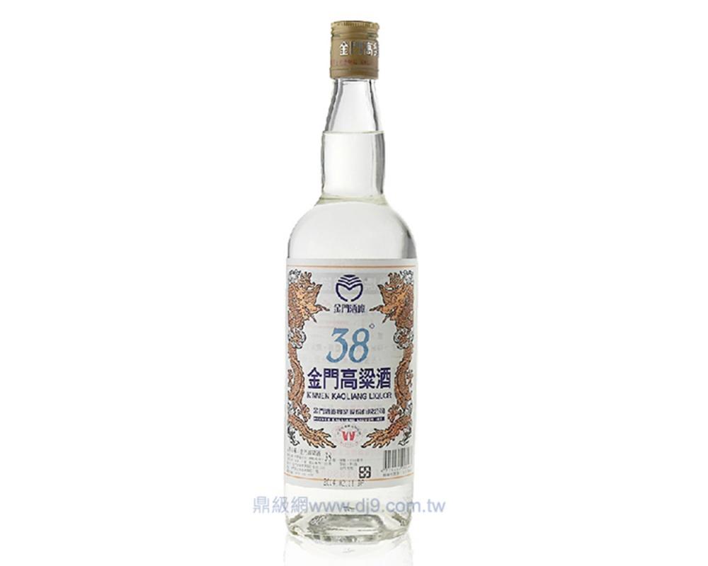 金門38度高粱酒750ml