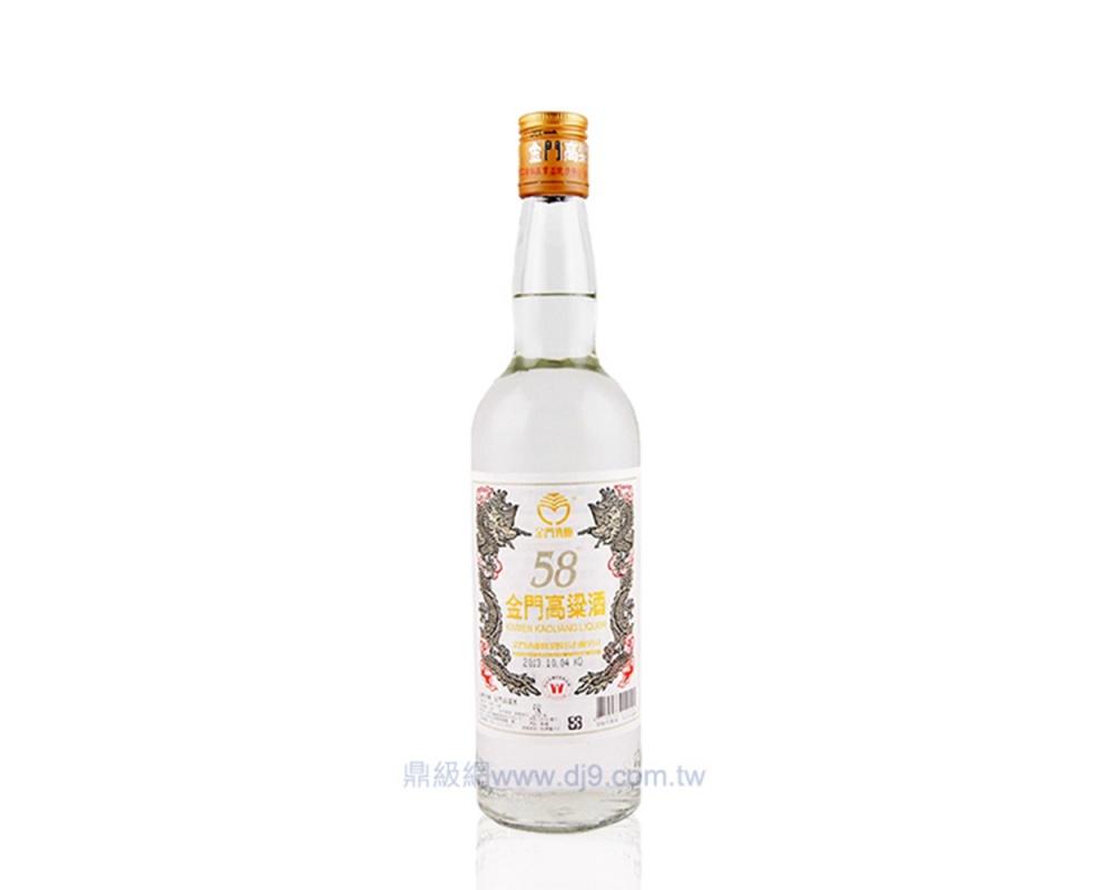 金門58度高粱酒300ml