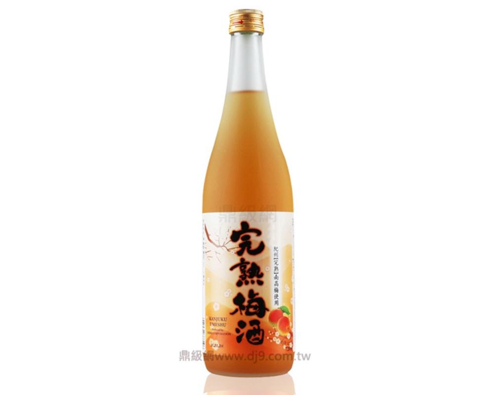 大關完熟梅酒720ml