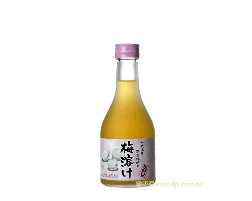 日本南高梅溶梅酒-旨口300ml