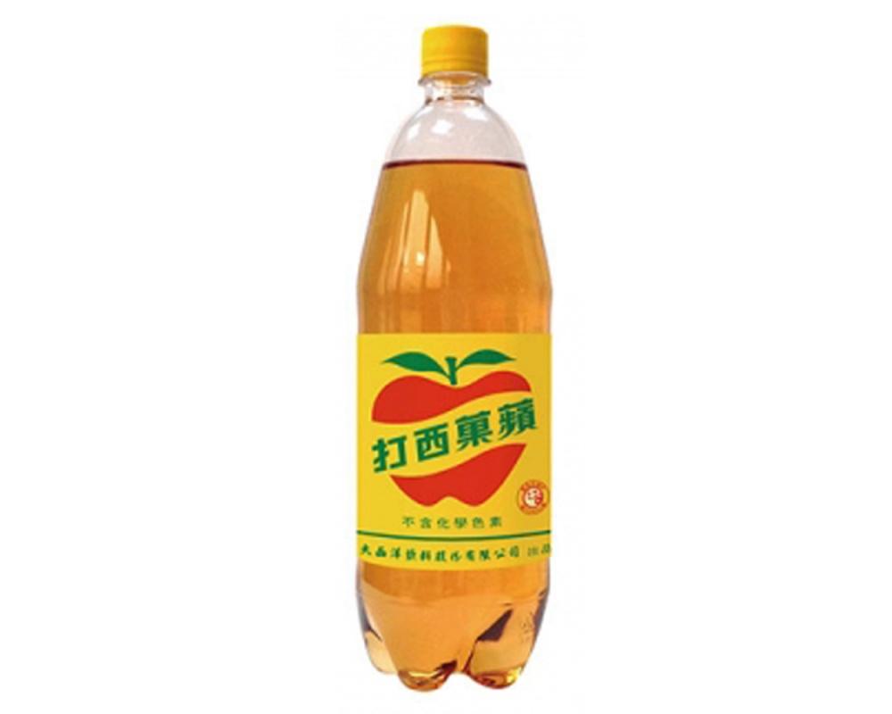 蘋果西打(1250mlx12瓶)
