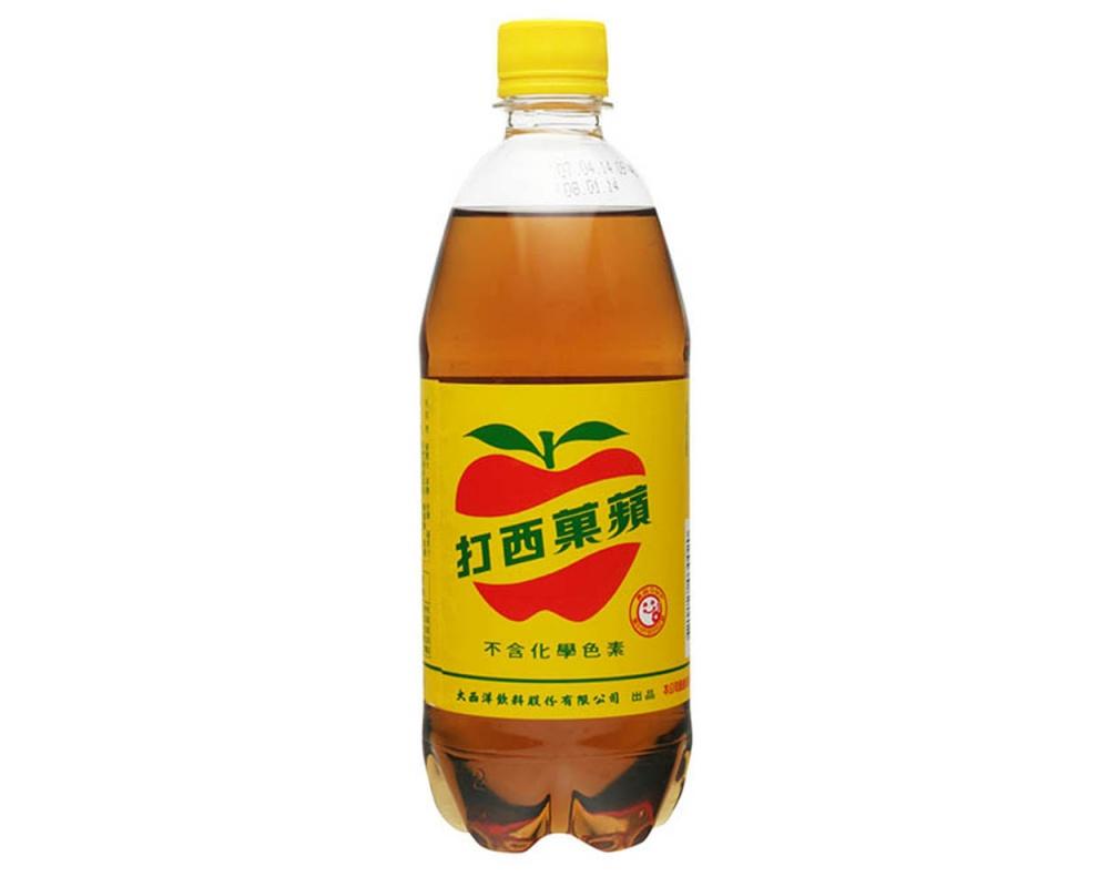 蘋果西打(630mlx24瓶)