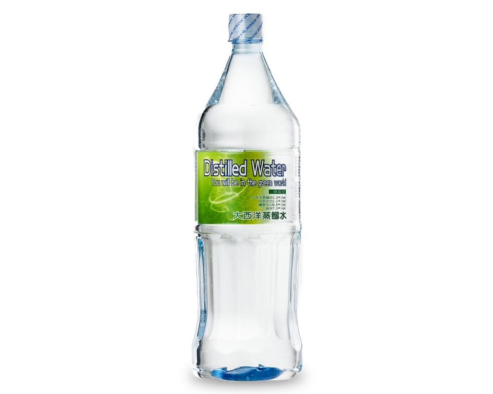 大西洋蒸餾水(1400mlX12瓶)