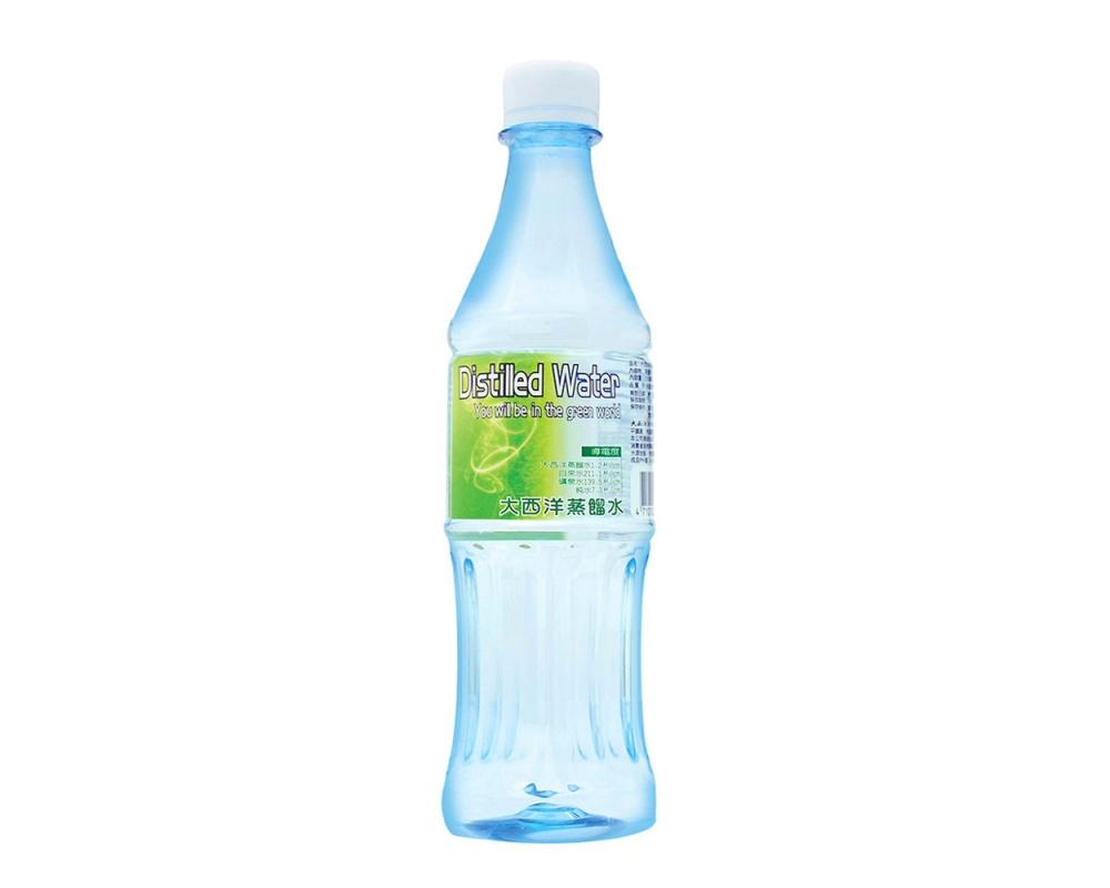 大西洋蒸餾水(510mlX24瓶)