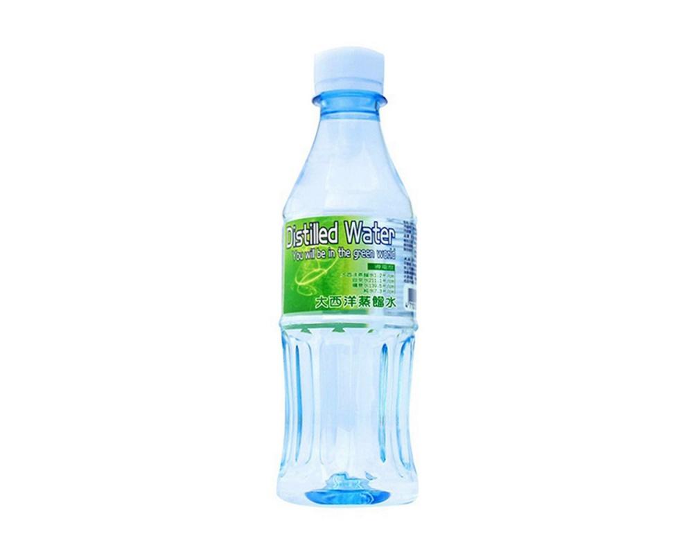 大西洋蒸餾水(330mlX24瓶)