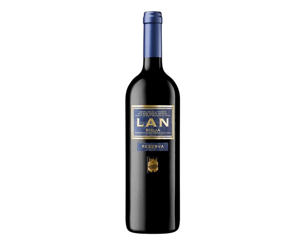 伯德加Lan Reserva藍標紅酒