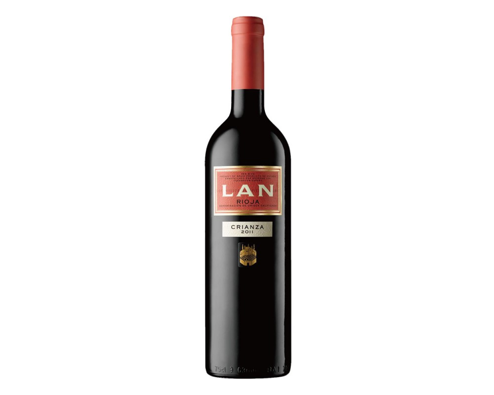 伯德加Lan Crianza紅標紅酒