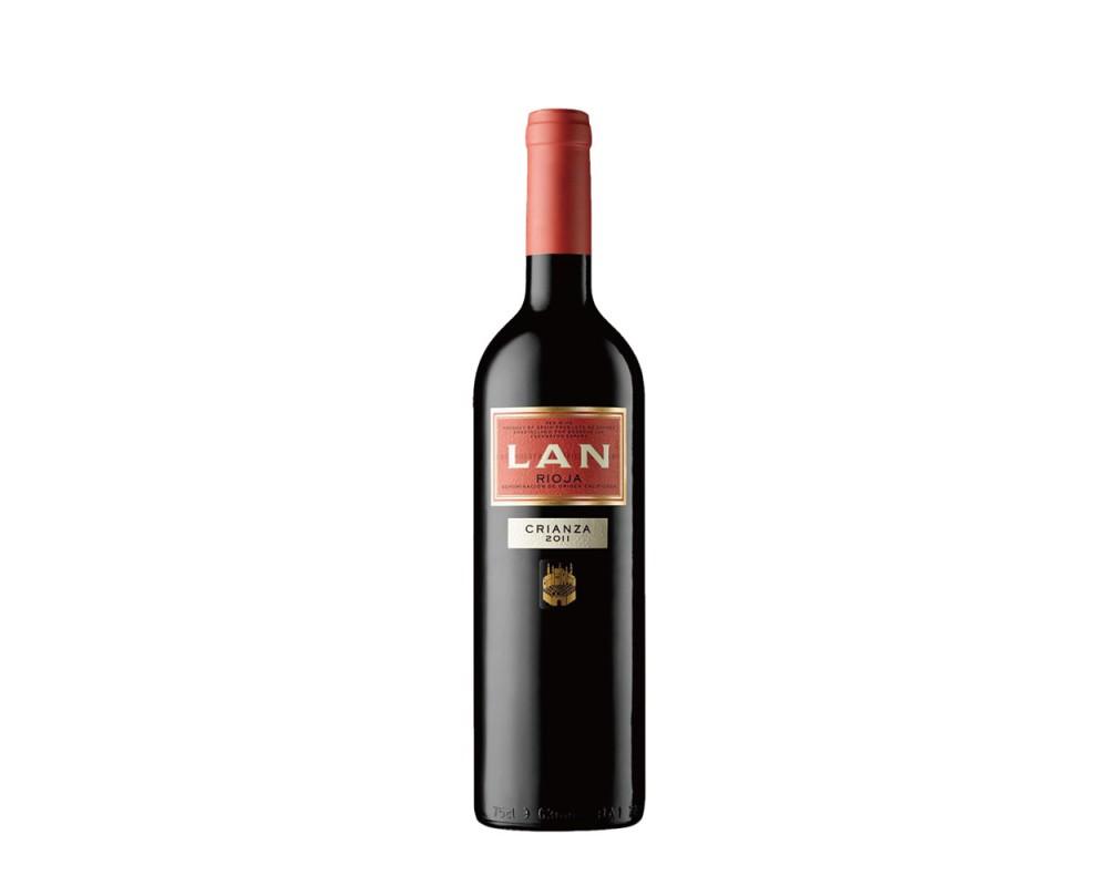 伯德加Lan Crianza紅標紅酒500ml