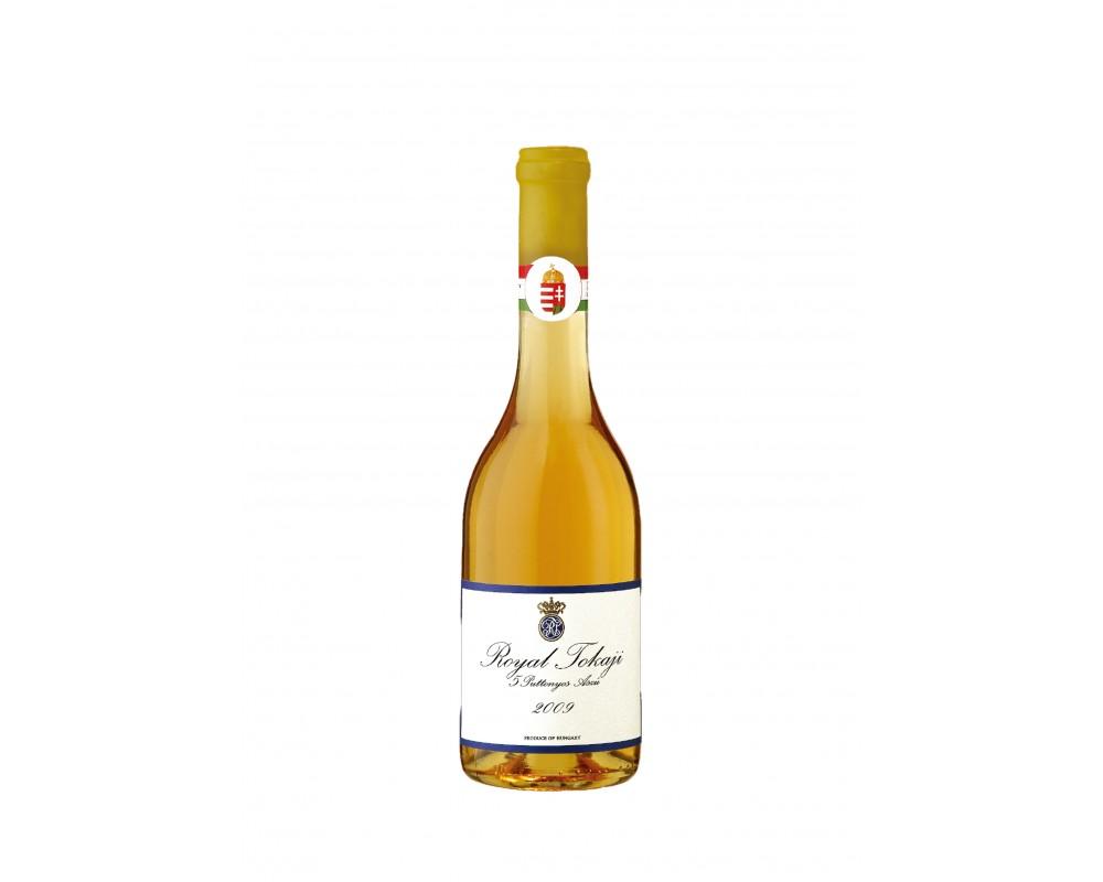 皇室托凱藍標甜白酒2009(250ml)
